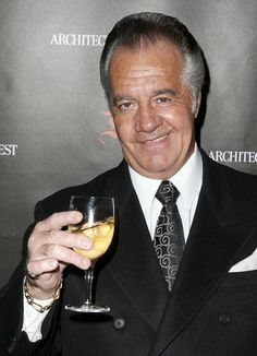 Tony Sirico at an event for Architectural Digest Bada Bing, Michael Bolton, Face Expressions, Architectural Digest, Image Collection, Mafia, Lincoln, Acting, Drama