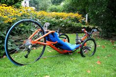 Image result for custom recumbent bicycles sidecar