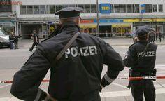 La Policía alemana registra el albergue de refugiados de atacante de Hamburgo