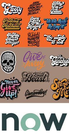 I am a Professional Graphic Designer that can Design Hand Lettering, Typography, Calligraphy, and Logotype that is Great for your Name, Brand, Phrase, Text, etc. I love what I do and I'm passionate and determined in my work. As a professional, I understand the value of a great logo and I don't rush things. Great Logos, Can Design, Cool Logo, Hand Lettering, Fonts, Typography, Calligraphy, Graphic Design, Quotes