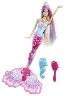 Barbie Color Magic Mermaid Doll Mattel,http://www.amazon.com/dp/B009M2T7K6/ref=cm_sw_r_pi_dp_WlnEtb02B6GDEGFY