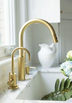 antique brass swivel spout kitchen sink faucet mixer tap ksf001 rh pinterest com