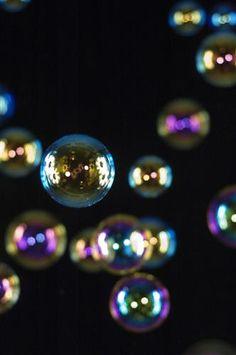 """Bubbles 7"" by Mark Elverson http://www.ugallery.com/mark-elverson"