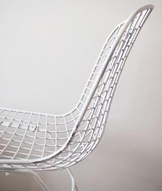 The Bertoia Chair