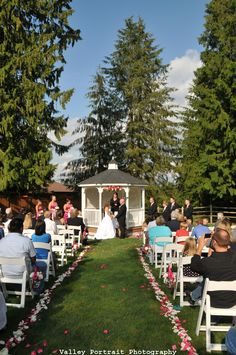 Snohomish Garden Wedding and Reception Facility