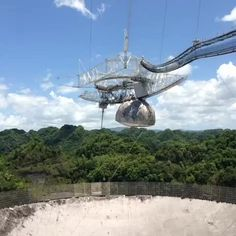 Puerto Rico's Arecibo Observatory is out of this world!