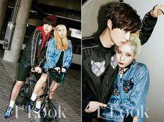 Ahn jae hyun - jessica jung f(x) Ahn Jae Hyun, Jessica Jung, Krystal, Punk, Style, Fashion, Swag, Moda, Stylus