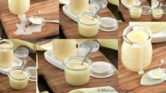 Home-made Condensed Milk