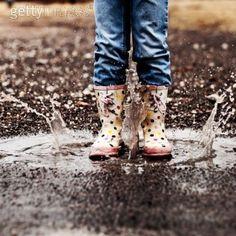 laarzen in de regen (kind, natuur, toekomst)