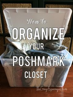 I have been a disorganized mess my entire life. However, I do want to discuss how to organize your Poshmark closet because it is one of the greatest achievements of my life. Maybe… not really, but I do work hard at it. My current and ever evolving system has developed over the past 2 years.Read more