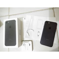 Saya menjual Iphone 7 seharga Rp8.000.000. Dapatkan produk ini hanya di Shopee! https://shopee.co.id/evelinalarisa/432820310 #ShopeeID