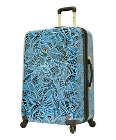 Take a look at this Tribal 29 Hardside Expandable Upright by Travelers Choice Travelware on #zulily today!