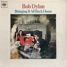 Bringing It All Back Home vinyl cover