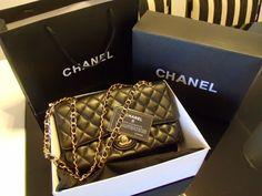 9016a157d16 Réplicas de Bolsas - Acessórios de Grifes Famosas  Réplica de Bolsa  Inspiração Chanel 2.55