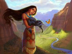 Anasazi+Princess+by+oneKATIE.deviantart.com+on+@DeviantArt