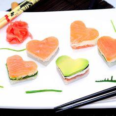 Les recettes à partager pour la Saint-Valentin