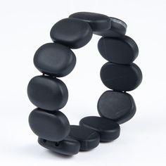 100%Quality Real Bianshi Jade Black Bian Natural Stone Bracelet Carve Black Jade Bracelet byanshi For Men&Women jade jewelry