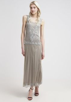 In diesem Kleid bist du die schönste Frau des Abends. Frock and Frill Ballkleid - grey für 159,95 € (17.11.15) versandkostenfrei bei Zalando bestellen.