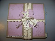 Sherrys Stampin' Room--Wedding Mini Album