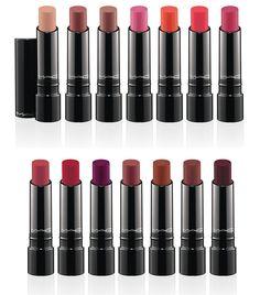 M∙A∙C Sheen Supreme Lipstick. - Home - Beautiful Makeup Search: Beauty Blog, Makeup Reviews, Beauty Tips
