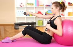 Finding The Best Exercise Equipment For Home -  With the busy schedule of today's women, it sometimes becomes impossible to maintain a healthy workout routine. This is especially if you come home very late and have no time to visit the gym. For this reason, it is important to invest in a good set of exercise equipment for home (Types Of Back ...