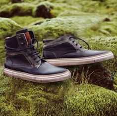 Floris van Bommel '16 | Comfortable shoes