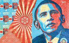 Fairey's Obama