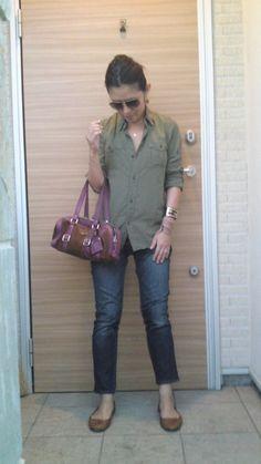 今日の服☆ : ファッションエディター大草直子の「情熱生活」