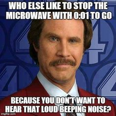 Hate that noise!