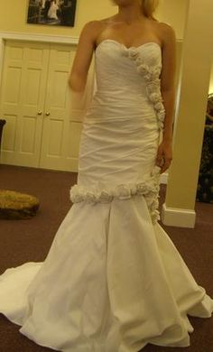 Used Other Wedding Dress Size 6