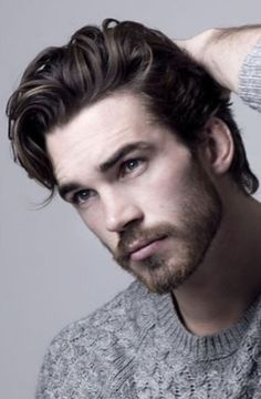 Hairstyles For Men With Long Hair Classy Top Great Hairstyles For Men With Thick Hair  Hair Styles