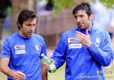 18  to 35• Pirlo  Buffon