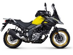 Suzuki have finally revealed the pricing for the new V-Strom models for 2017.