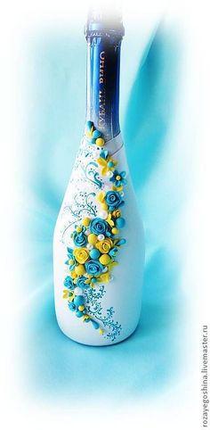 Купить Подарочное шампанское. - шампанское, подарочное шампанское, шампанское на свадьбу, свадебное шампанское