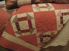 Betsy's Best .....quilts and more: In the Pink