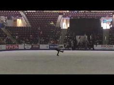 "Yuzuru Hanyu Skate Canada 2016 ""Notte Stellata"" Gala practice - YouTube"