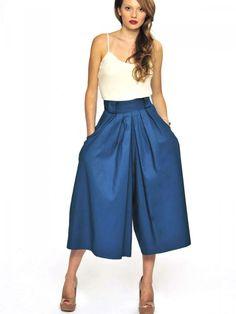 Culottes | Women's Fashion | iKrush