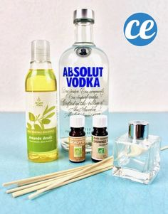 Ready in 2 Min Chrono: My Home Fragrance Diffuser That Lasts Weeks! Diy Fragrance, Home Fragrances, Fragrance Parfum, Candle Craft, Absolut Vodka, Tips & Tricks, Air Freshener, Clean House, Cleaning Hacks
