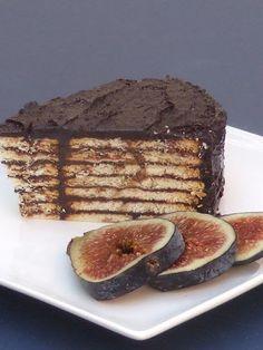 Bola de bolacha is an amazing Portuguese dessert. Here's a twist. #Potluck