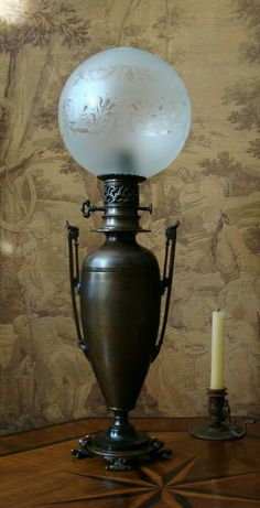 Antik Laternen 2 original Kutschen Lampen