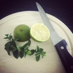 Mátový sirup na to nejlepší mojito – Le Monde Fleuri Mojito, Food And Drink, Lime, Fruit, Drinks, Recipes, Floral, World, Syrup