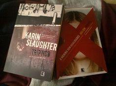 Tríptico (Karin Slaughter) | A menina sem qualidades (Juli Zeh) - 25/07/2013
