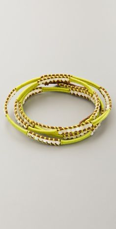 Chan Luu  Beaded Wrap Bracelet  So pretty!