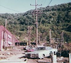 Just another day. . . .: July 20, 1977. . .The Johnstown Flood