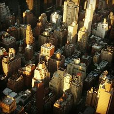 NY from Empire State Building