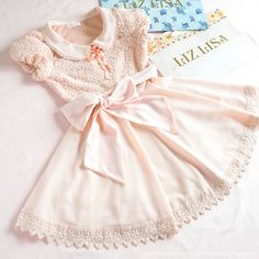LIZ LISA Collaborated My Melody Limited Lace Puff Dress, Baby Lolita SizeM JAPAN…