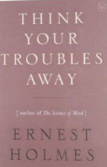 """West Valley Center for Spiritual Living November 2014 Reading Circle  """"Think Your Troubles Away"""" by Ernest Holmes  www.wvcsl.com"""
