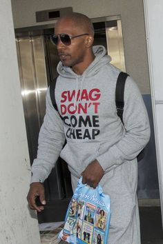 Swag Don't Come Cheap! --> J Foxx