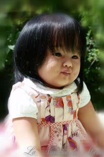 Asian Reborn Baby Dolls | Reborn Baby Girl Doll Asian Toddler Prototype Chun Mei Ping Lau