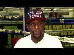 Floyd Mayweather Talks Pacquiao Fight with Jim Gray | Floyd Mayweather v...